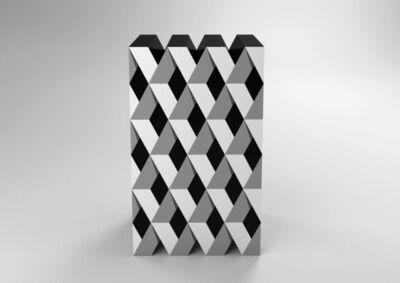 Marcello Morandini, 'Cupboard object - Mobile Valentina', 2015