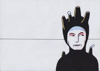 Eko Nugroho, 'Let Me Love Me', 2004