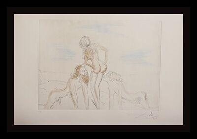 Salvador Dalí, 'Circe', 1969