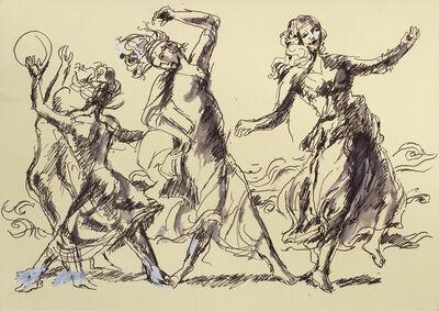 Dario Fo, 'Miriam - Danza dopo il passaggio del Mar Rosso', 2007