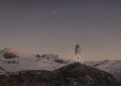 OLE MARIUS JOERGENSEN, 'Jotunheimen', 2015-2017