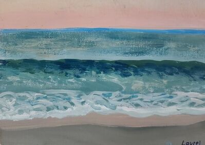 Laurel Burns, 'Tide at Sunset', 2019