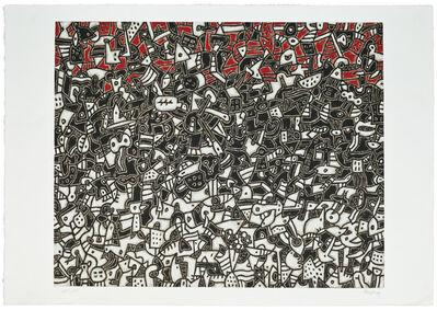 Adolfo Nigro, 'Tierra y tiempo', 2008
