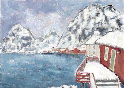 Li Shan  李珊 (b. 1957), 'The Homestay (Lofoten, Norway) 民宿(罗浮敦群岛, 挪威),LI Shan李珊', 2020