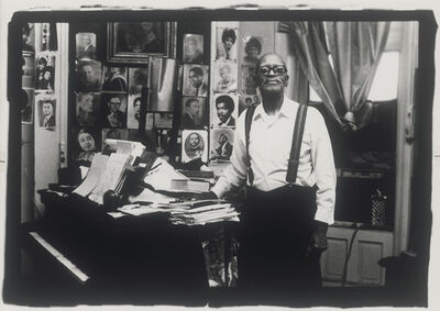Ming Smith, 'Professor William T. Boatner, New York City, NY', 1979