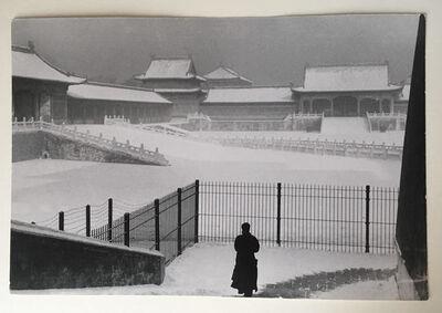 Marc Riboud, 'La cité interdite sous la neige ', 1957