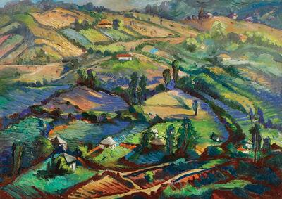 Elene Akhvlediani, 'Vachevi', 1962