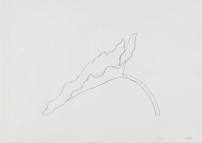 Ellsworth Kelly, 'Leaf IX', 1978