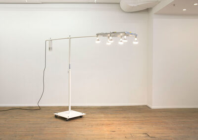 RO/LU, 'The Sex of Art Is Narrative (Light after RR AIR)', 2014