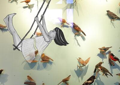 Lien Botha, 'Birds Fragile like Glass ', 2018