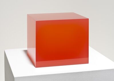 Peter Alexander, 'Untitled, Red Cube', 2015