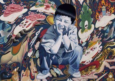 Tsherin Sherpa, 'Children of Heaven 2', 2018