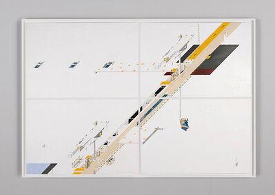 Koen Deprez, 'Agressive Park 'Brussels' — day view', 1984-1985