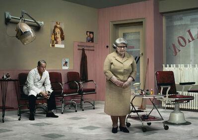 Erwin Olaf, 'Rain the hairdressers', 2004