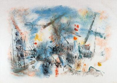 John Von Wicht, 'Untitled', 1961