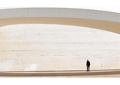 Vincent Fournier, 'The National Museum, Brasília, 2012.', 2012