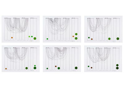 Lina Kim, 'São Paulo Compositions - Forest Warm', 2015