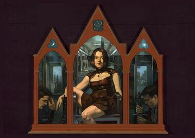Margaret Morrison, 'Gothic Madonna', 2005