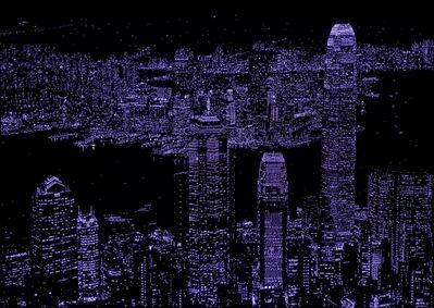 Koo Bon Seok, 'City of Illusion', 2016