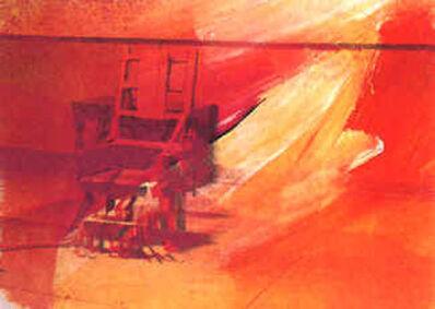 Andy Warhol, 'Electric Chair (II.81)', 1971