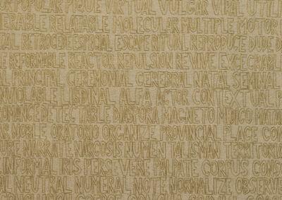 Carlos Castro Arias, 'Bilingual', 2014