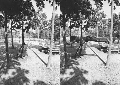 Keiji Uematsu, 'Tree/Man', 1973