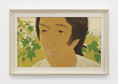 Alex Katz, 'Boy with Branch I', 1975