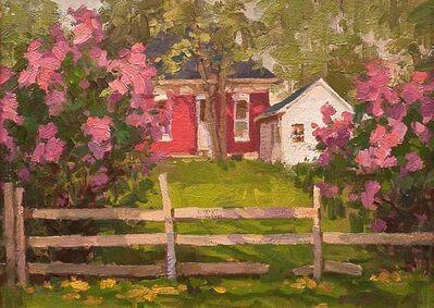 Ken DeWaard, 'Spring Cottage', ca. 2015