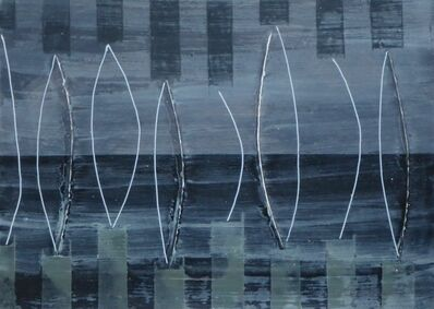 Hideaki Yamamoto, 'A Live Trace 15', 2016