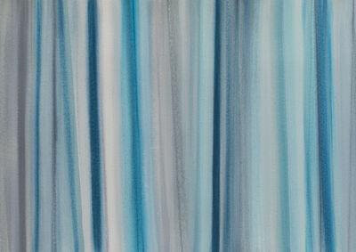 Janet Jennings, 'Blue Lines', 2017