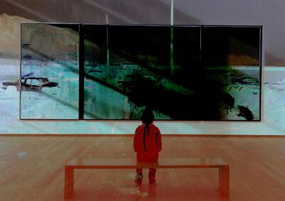 MICHEL TABANOU, ' MUSEE D'ART MODERNE ', 2017