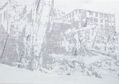 Shinya Imanishi, 'Structure object #5', 2016