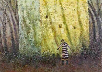 Simon Garden, 'By the Woods', 2017