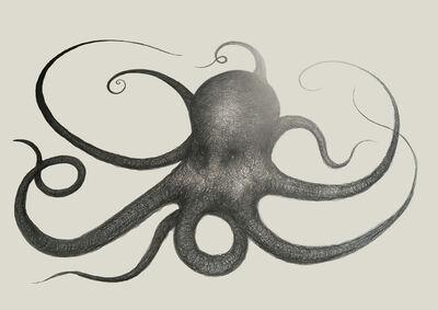Paolo Canevari, 'Octopus', 2009
