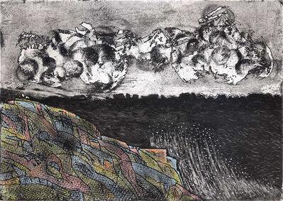 Kiki Smith, 'Seven Seas', 2012