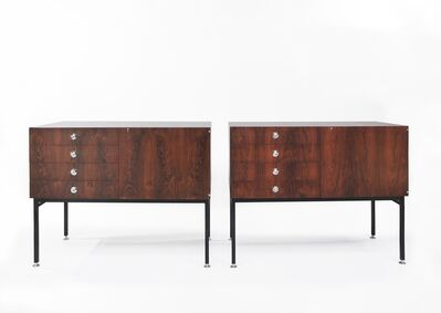 Alain Richard, 'Pair of sideboards 802', 1957-1958