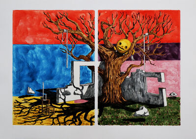 Raymond Fuyana, ' Big Tree ', 2020