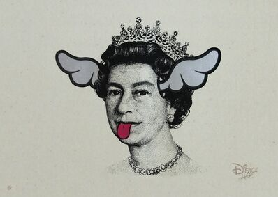 D*Face, 'Dog Save The Queen', 2006