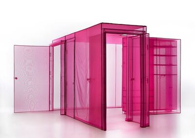 Do Ho Suh, 'Hub, Unit G5, 23 Wenlock Road, Union Wharf, London N1 7SB, UK, ', 2015