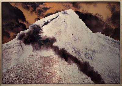 Meridel Rubenstein, 'Mt. Batur', 2014