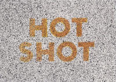 Ed Ruscha, 'Hot Shot', 1973