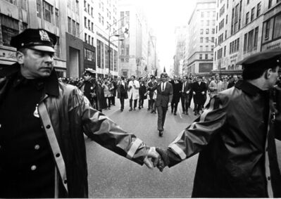 Harry Benson, 'Robert Kennedy, St. Patrick's Day Parade, New York', 1968