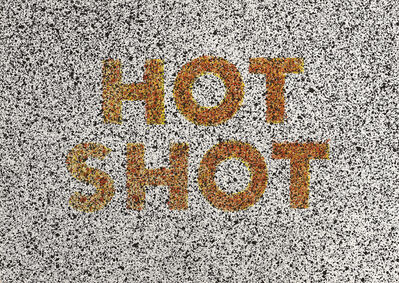 Ed Ruscha, 'Hot Shot, from 18 Small Prints', 1973
