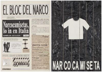 Camilo Restrepo, 'El Bloc Del Narco #9', 2016