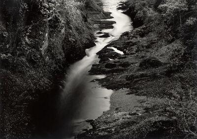 Thomas Joshua Cooper, 'The River North Esk - The North Esk Gorge - Edzell, Angus, Scotland', 1997-2000