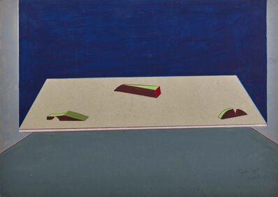 Renato Mambor, 'Tables'