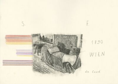 Marc Bauer, 'Untitled (Freud)', 2018