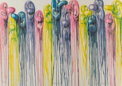 Kenny Scharf, 'Sloppy Melt', 2018