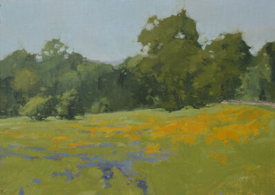 Julie Davis, 'Wildflower Season'