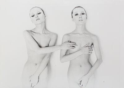 Kishin Shinoyama, 'Twin 5, 1969', 1969